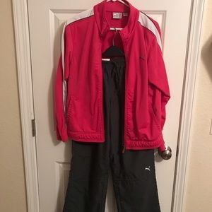 Puma Track suit